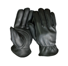 Padded Palm Motorcycle Gloves
