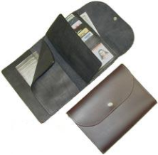 Ladies Large Leather Wallet