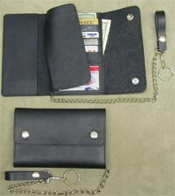 Men's Credit Card Leather Wallet