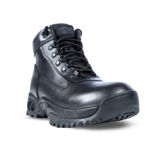 Ridge Mid Side Zipper All Leather Waterproof Boots