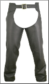 Seamless Leather Chaps