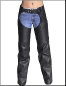 Classic Leather Chaps