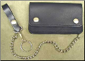 Men's Small Chain Wallet