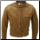 Men's Hillside USA Padded Vintage Racer Jacket